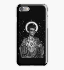 Morrissey jesus iPhone Case/Skin