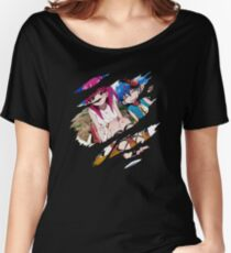Anime Inspired Shirt Women's Relaxed Fit T-Shirt