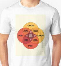 Piri Piri Cous Cous Unisex T-Shirt