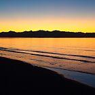 Black Sand by Faith Barker Photography
