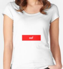 oof Women's Fitted Scoop T-Shirt