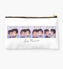 Just Married Studio Pouch