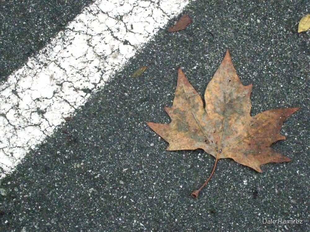 Leaf Line by Dale Ramirez
