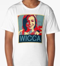 Buffy the Vampire Slayer - Willow - Obama Poster Long T-Shirt