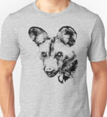 African Wild Dog | African Wildlife T-Shirt