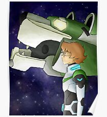 Pidge the Green Paladin Poster