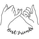Best Friends by PrettyDesign