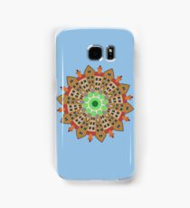 Neighbourhood Mandala No.8 Samsung Galaxy Case/Skin