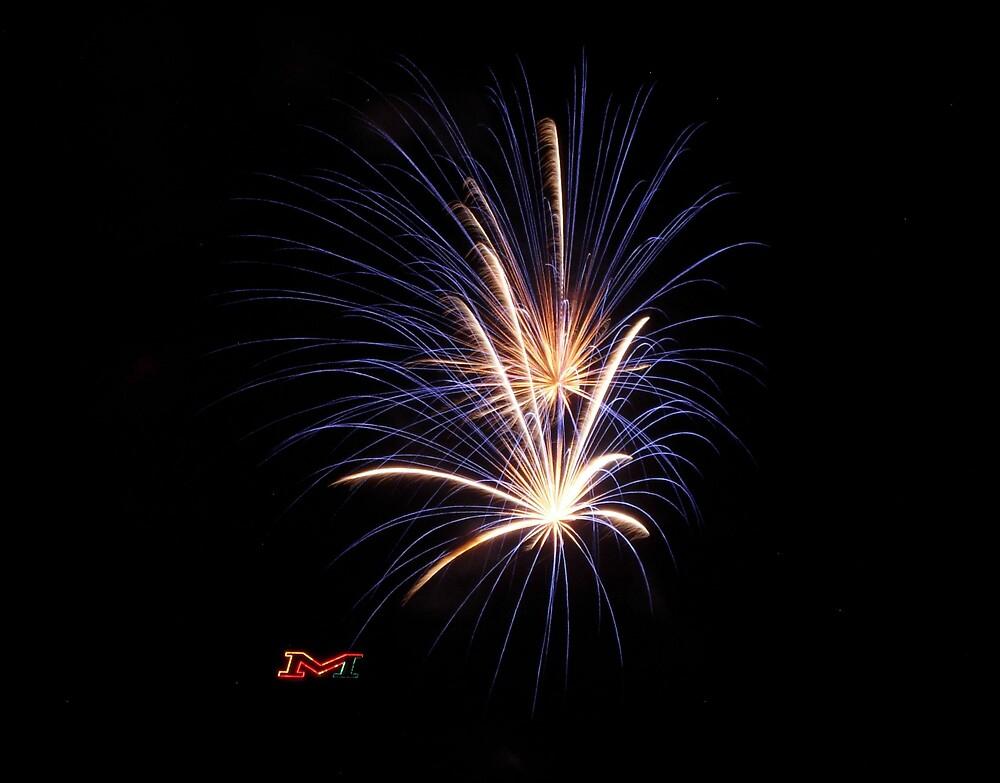 Fireworks 4 by JLDunn