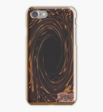 Yu-Gi-Oh! Card Back iPhone Case/Skin