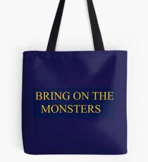 Bring On The Monsters-LTM Tote Bag