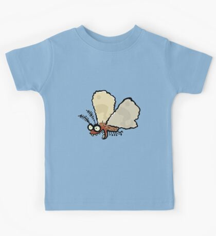 Melli, the mean moth Kids Clothes