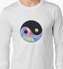 Watercolour Yin Yang T-Shirt