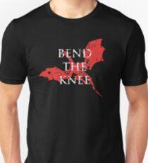 bend the knee Unisex T-Shirt