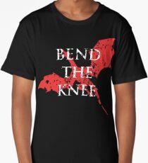 bend the knee Long T-Shirt