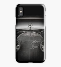 Mercedes Benz Classic iPhone Case/Skin