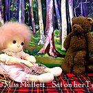 Little Miss Muffet by Virginia McGowan