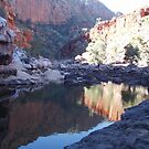 Ormiston Gorge by Alison Howson