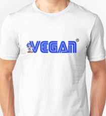 Vegan Sonic the Hedgehog T-Shirt