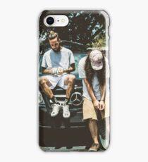 Black $uicide Side C iPhone Case/Skin