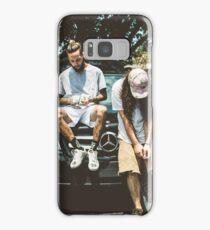 Black $uicide Side C Samsung Galaxy Case/Skin