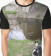 Duck hunt Graphic T-Shirt