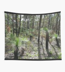 Grasstree forest Wall Tapestry
