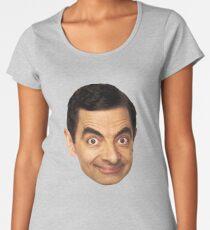 Mr. Bean Women's Premium T-Shirt