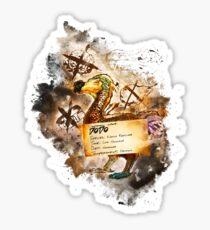 Dodo Sticker