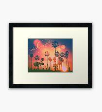 Summer Bound Framed Print