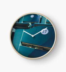 Bleacher Seats Clock