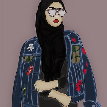 Hijabi Legit  by httpartless