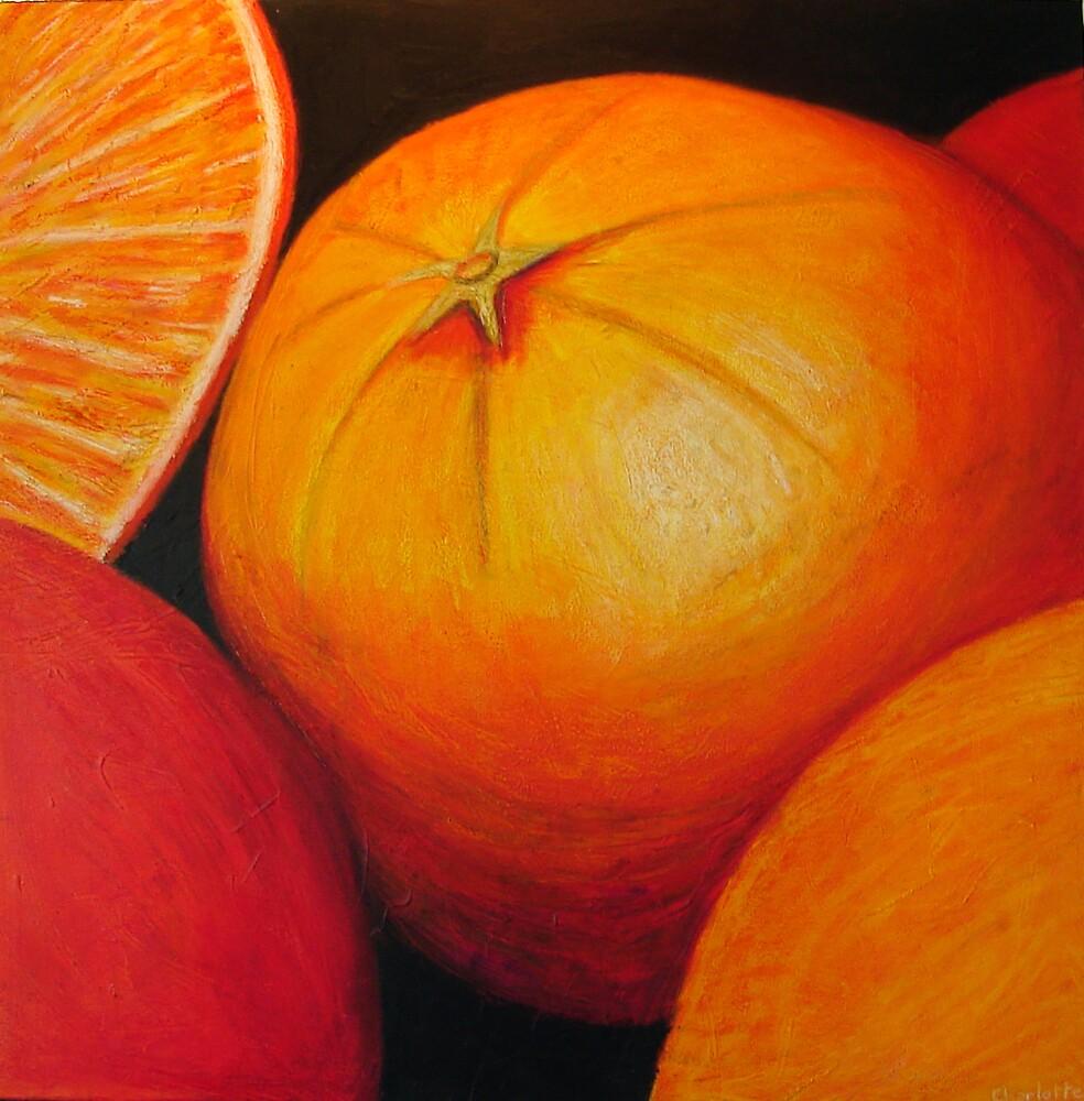 Oranges by charlikim