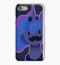 Royal Mustache iPhone Case/Skin