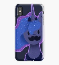Royal Mustache iPhone Case