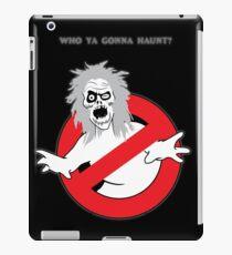 Haunt Busters iPad Case/Skin