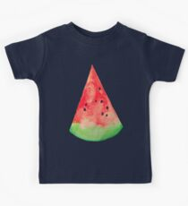 Watercolor watermelon painting Kids Clothes
