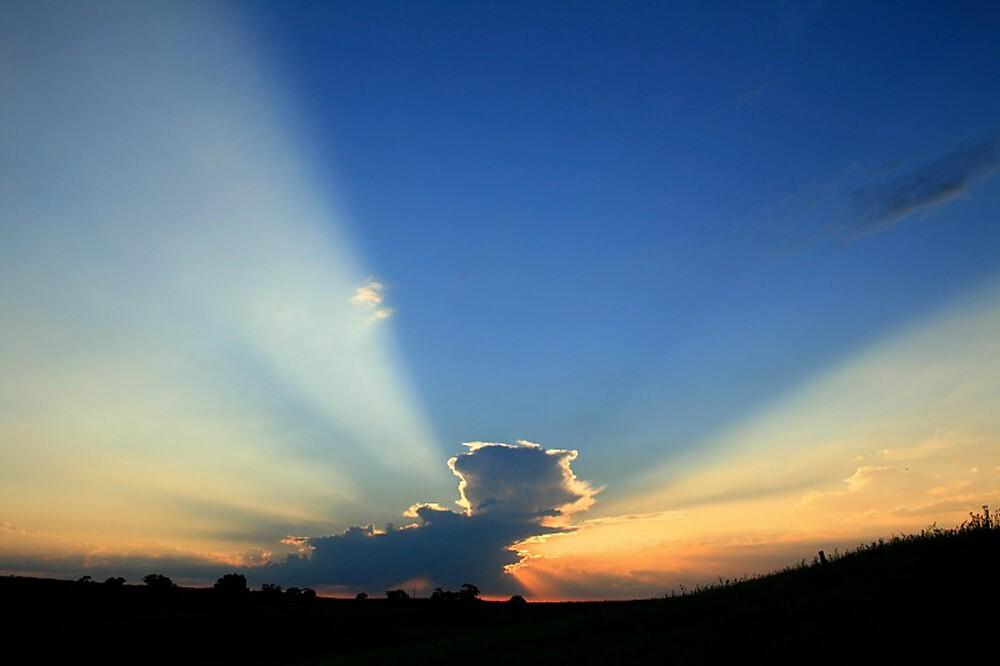 Splitting sky by AUSSKY