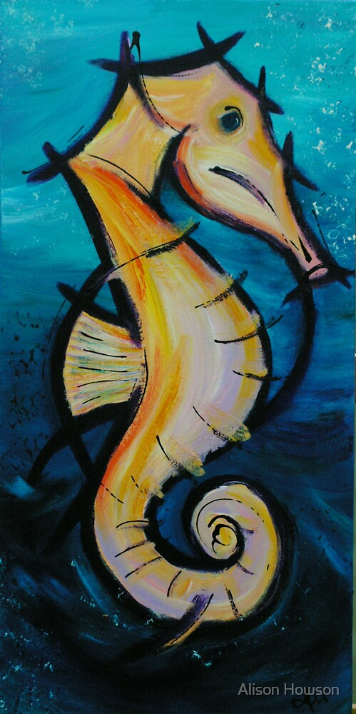 Seahorse by Alison Howson