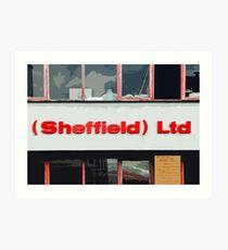 (Sheffield) Ltd 2 Art Print