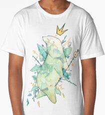 Polar bear king Long T-Shirt