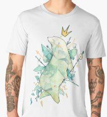 Polar bear king Men's Premium T-Shirt