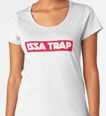 ISSA TRAP  Women's Premium T-Shirt