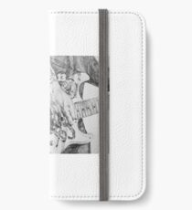 Billie & Blue iPhone Wallet