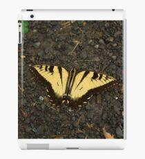 Tiger Swallowtail 2 iPad Case/Skin