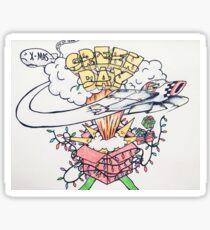 Christmas Dookie Sticker