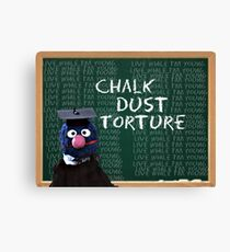 chalkdust torture Phish Canvas Print