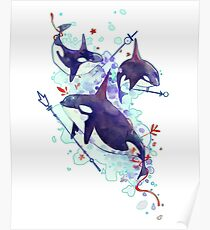 Sea queens Poster