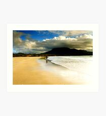 H Donegal Art Print