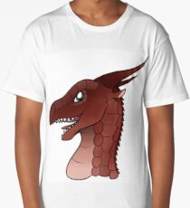 Red Dragon Long T-Shirt